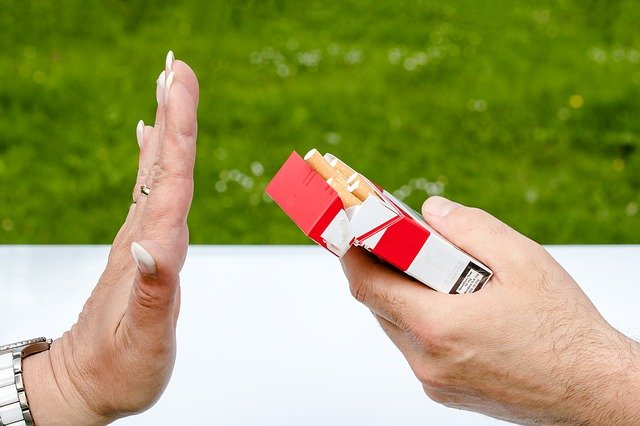 איך להפסיק לעשן